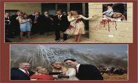Το μακελειό στην Παλαιστίνη με δύο... «πειραγμένες» εικόνες