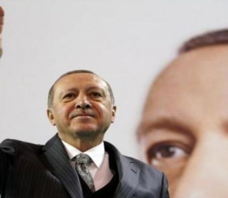H (προεδρική) Δημοκρατία του Ερντογάν