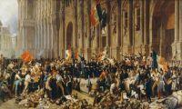 Η εξέγερση των εργατών στο Παρίσι