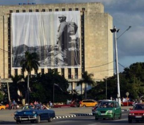 """""""Εμείς οι Κουβανοί δεν παραδινόμαστε!""""..."""