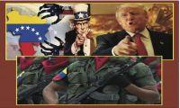 """""""Ιμπεριαλιστικό πραξικόπημα στη Βενεζουέλα κατασκευασμένο στην Ουάσινγκτον με έναν κατασκευασμένο πρόεδρο""""..."""