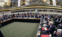 Περί της Διάσκεψης της Γενεύης και της κοινής πρόσκλησης προς τα Ηνωμένα Έθνη...