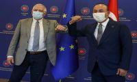Ελληνοτουρκικά - Αιγαίο -ΝΑ Μεσόγειος: Νέα ορμή στις εκκλήσεις για διάλογο μετά τις επαφές Μπορέλ