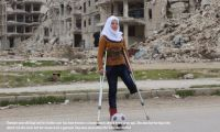 Η πιο αιματηρή χρονιά για τα παιδιά της Συρίας το 2016