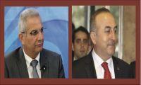Θα ενημερώσει τον πρόεδρο για τη συνάντησή του με Τσαβούσογλου ο Άντρος Κυπριανού