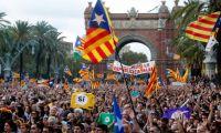 Διχογνωμία και πίεση στην Καταλονία