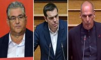 Ελλάδα: Εισαγγελική έρευνα για τρεις πολιτικούς αρχηγούς για το Πολυτεχνείο!