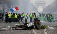 """Γαλλία: Στους εννέα οι νεκροί από τις διαδηλώσεις των """"κίτρινων γιλέκων"""""""