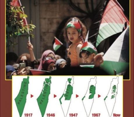 Παλαιστινιαός λαός: Αγώνας απέναντι σε δεκαετίες κατοχής, ξεριζωμού, καταπίεσης και δολοφονικών επεμβάσεων