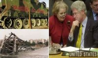 Οι φονιάδες των λαών γιορτάζουν το έγκλημα τους στη Γιουγκοσλαβία!